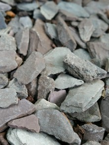 Slate, photograph by Leighanne Keasey, Winterbourne House and Garden, Digging for Dirt