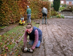 Ovid's Garden, Winterbourne House and Garden, Digging for Dirt